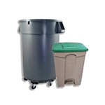 Trash Cans Indoor | Janitorial Supply | Public Kitchen Supply