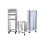 Commercial Bun Pan Racks | Restaurant Supplier | Public Kitchen Supply