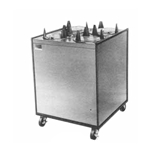 Four Tube Plate Dispensers | Public Kitchen Supply