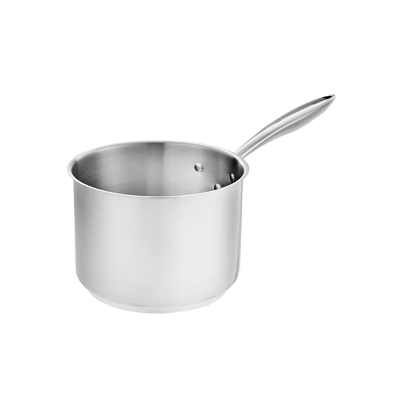 Browne - 4.5 Qt Sauce Pan (SS) | Public Kitchen Supply