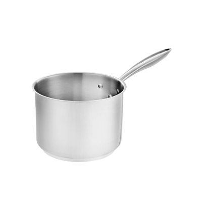 Browne - 6 Qt Sauce Pan (SS) | Public Kitchen Supply