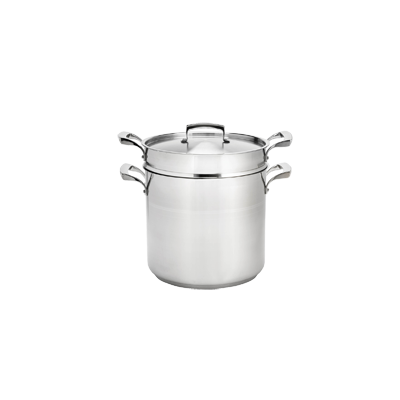Browne - 9 Qt Double Boiler (SS) | Public Kitchen Supply
