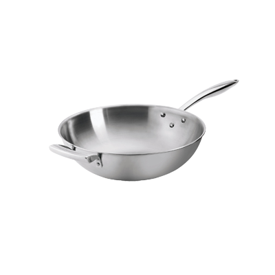 "Browne - 12"""" Tri-Ply Wok 