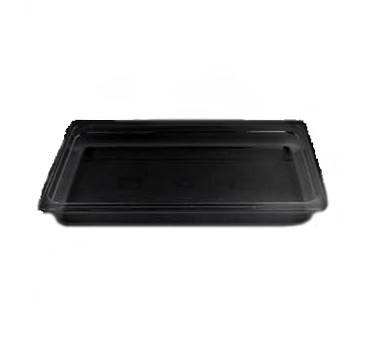"Cambro - Full 1/1 Size x 2.5"""" Deep Food Pan Black Cold 