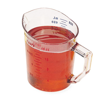 Cambro - 1 Pint Measuring Cup