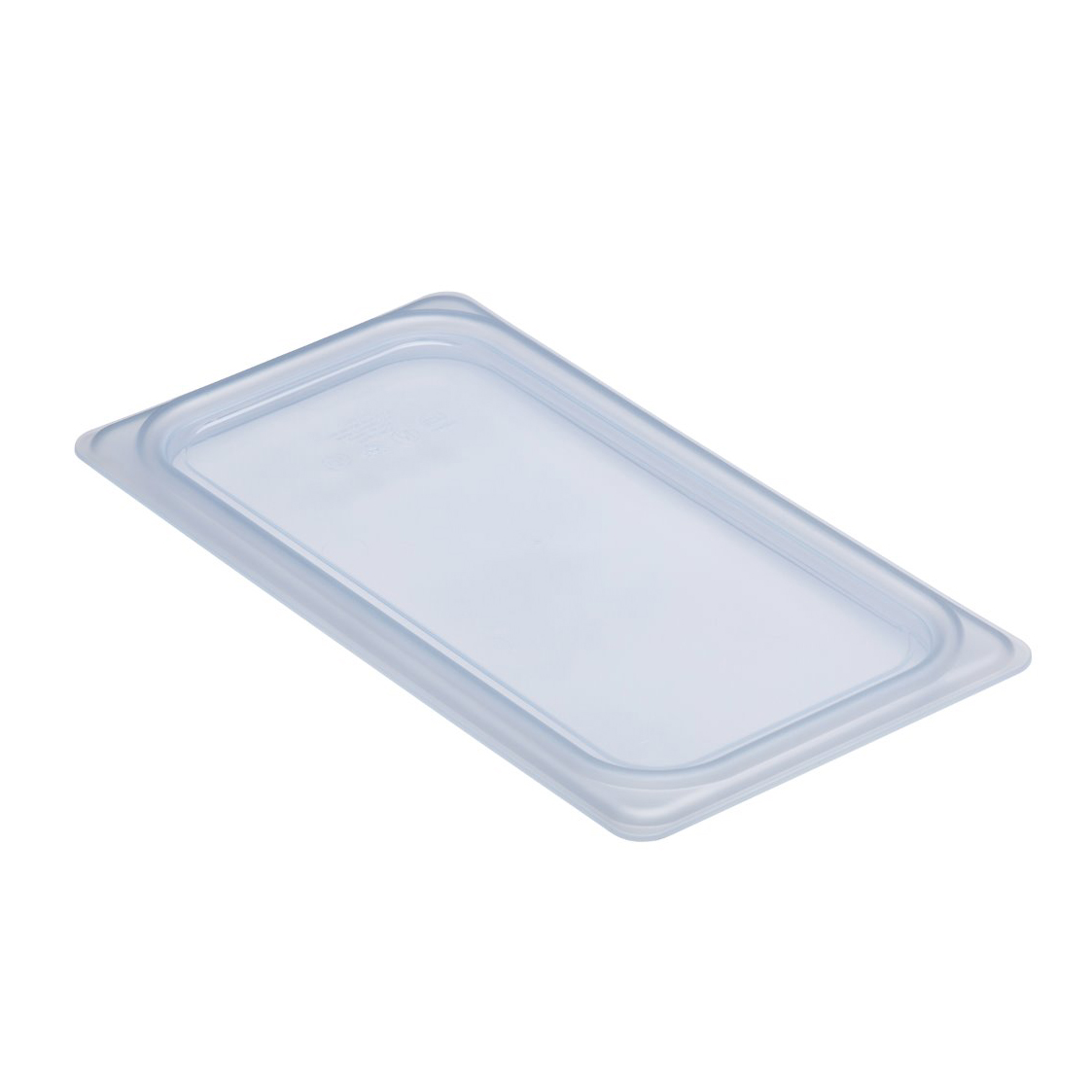 Cambro - 1/3 Size Food Pan Seal Cover (WHT) | Public Kitchen Supply