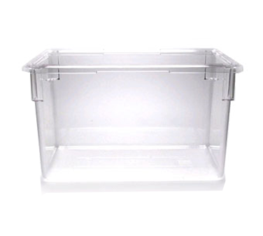 Cambro - 22 Gal Food Storage Container (Clear) | Public Kitchen Supply