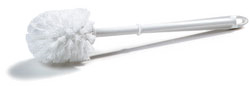 "Carlisle- Flo-Pac® Toilet Bowl Brush, 11"" White (361015002)"