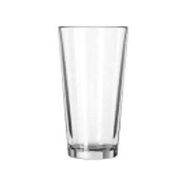 Libbey- Mixing Glass, 16 oz., tall, glass, clear, DuraTuff®, 24/Case (15385)