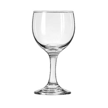 Libbey- Wine Glass, 6-1/2 oz., Embassy® 24/Case (3769)