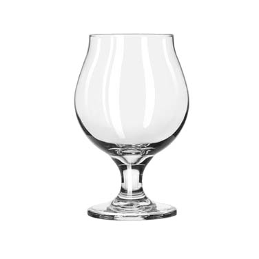 Libbey- Belgian Beer Glass, 16 oz., glass 12/Case (3808)