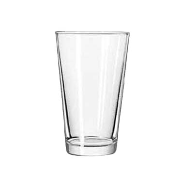 Libbey- Mixing Glass, 16 oz., DuraTuff®, Restaurant Basics®, glass, clear 24/Case (5139)