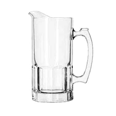 Libbey- Pitcher, 34 oz., glass, Gibraltar® 12/Case (5263)