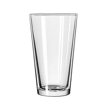 Libbey- Mixing Glass, 20 oz., heat treated, 24/Case (1637HT)