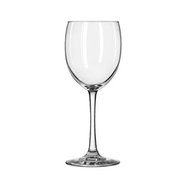 Libbey- Wine Glass, 12 oz., tall, glass, Vina­™ 12/Case (7502)