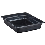 "Cambro - 1/2 Size x 2.5"""" Deep Food Pan 