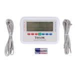Taylor - Dual-Probe Corded Digital Thermometer | Public Kitchen Supply