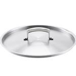"Browne - 14"" Stainless Frying Pan Cover 