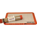 Sasa Demarle - Med Jelly Roll Silpat | Public Kitchen Supply