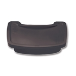Rubbermaid - Sturdy Chair™ Youth Seat Tray (Blk) | Public Kitchen Supply