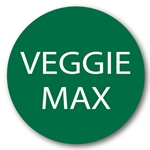 Daymark - Veggie Max Circle Label (1000/roll) | Public Kitchen Supply