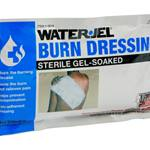 "Certified Safety Mfg - 8x18"" Water Jel Burn Dressing 