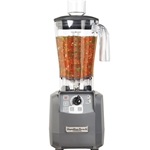 Hamilton Beach - 64 oz Plastic Food Blender (Int'l) | Public Kitchen Supply