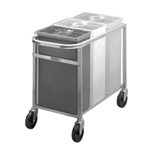 Channel Mfg - Ingredient Bin Set, 3 bins| Public Kitchen Supply
