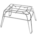 "Channel Mfg - Wire Display Stand, 10""H x 14""W x 8""D