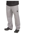 Chef Revival– Houndstooth Baggy Pants (M)| Public Kitchen Supply