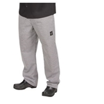Chef Revival– Houndstooth Baggy Pants (XL)| Public Kitchen Supply