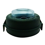 Vitamix - 32 oz Compact Lid with Plug | Public Kitchen Supply