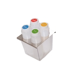 Fundamental Designs - 1/6 Size FIFO Organizer Insert | Public Kitchen Supply