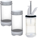 Fundamental Design - 24 oz FIFO Portion Pal (Extra Items) | Public Kitchen Supply