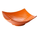 Tablecraft - Frostone Serving Bowl (Orange) | Public Kitchen Supply