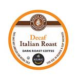 Barista Prima Coffeehouse - Decaf Italian Roast K-Cups | Public Kitchen Supply