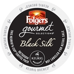 Folgers Gourmet - Black Silk K-Cups | Public Kitchen Supply