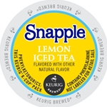 Snapple - Lemon Iced Tea K-Cups | Public Kitchen Supply