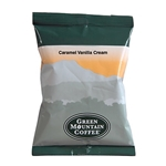 Green Mountain - Caramel Vanilla Cream Ground Coffee (2.2 oz)  | Public Kitchen Supply