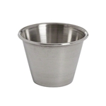 American Metalcraft - 2.5 Ounce Sauce Cup | Public Kitchen Supply