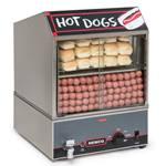 Nemco - Hot Dog Steamer w/Low Water Indicator | Public Kitchen Supply