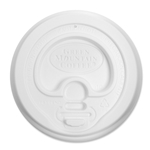 Green Mountain - Gourmet Reclosable Domed Lid (1200/case) | Public Kitchen Supply