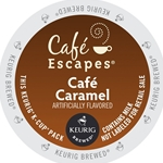 Cafe Escapes - Cafe Caramel Retail K-Cups (72 ct) | Public Kitchen Supply