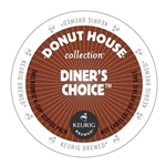 Donut House - Diner's Choice Retail K-Cups (72 ct) | Public Kitchen Supply