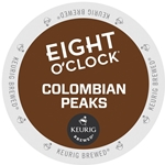 Eight O'Clock - Colombian Peaks Retail K-Cups (72 ct) | Public Kitchen Supply