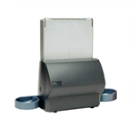 Telequip - Dual-Side Dispense T-Flex Coin Dispenser | Public Kitchen Supply