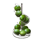 Tablecraft - Wire Spiral Fruit Basket | Public Kitchen Supply