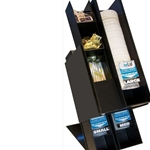 OneLid® LLC 2x2 Compact Vertical Stack Dispenser