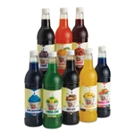Gold Medal-SNO-TREAT, CHERRY SNO-CONE FLAVORS,12/CS (1423) Public Kitchen Supply
