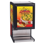 Gold Medal-DUAL CHILI & CHEESE DISPENSER (5301)Public Kitchen Supply